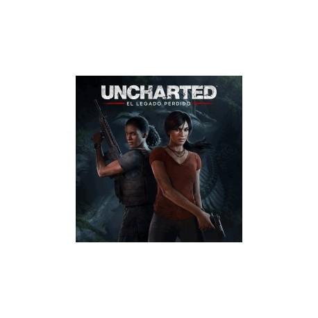Uncharted: El Legado Perdido PS4