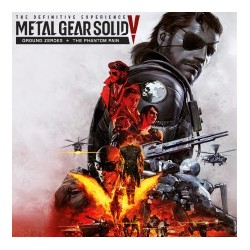 Metal Gear Solid V: The Definitive Experience - Phantom Pain + Ground Heroes PS4