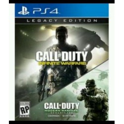 CALL OF DUTY INFINITE WARFARE -LEGACY EDITION- PS4