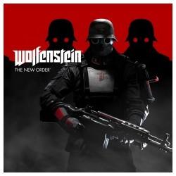 WOLFENSTEIN THE NEW ORDER - PS4