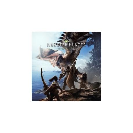 MONSTER HUNTER: WORLD - PS4 (pre-order)