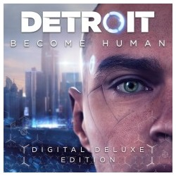 Detroit: Become Human - PS4 (+ HEAVY RAIN)