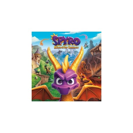 Spyro™ Reignited Trilogy - PS4