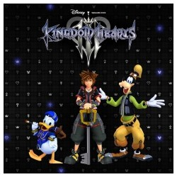 KINGDOM HEARTS III 3 - PS4