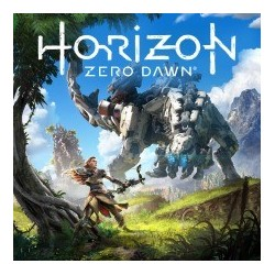 HORIZON ZERO DOWN - PS4