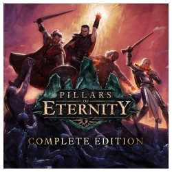 PILLARS OF ETERNITY - PS4