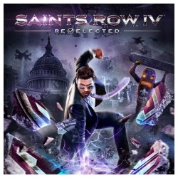 SAINTS ROW IV RE-ELECTED - PS4