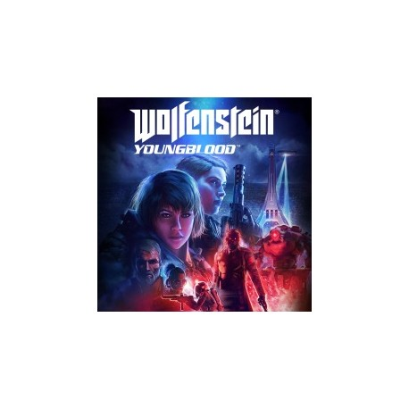 Wolfenstein: Youngblood - PS4 PRE-ORDER