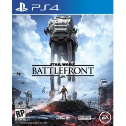 STAR WARS BATTLEFRONT - PS4
