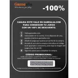 Discount code for Gamealia 19,95 €
