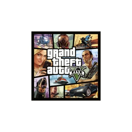 GTA V GRAND THEFT AUTO + LORDS OF THE FALLEN - PS4