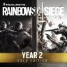 Tom Clancy's Rainbow Six Siege Year 2 Gold Edition PS5 (PS4 VERSION)