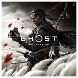 Ghost of Tsushima - PS5 (PS4 VERSION)