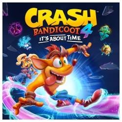 Crash Bandicoot™ 4: It's About Time - PS5 (PS4 VERSION)