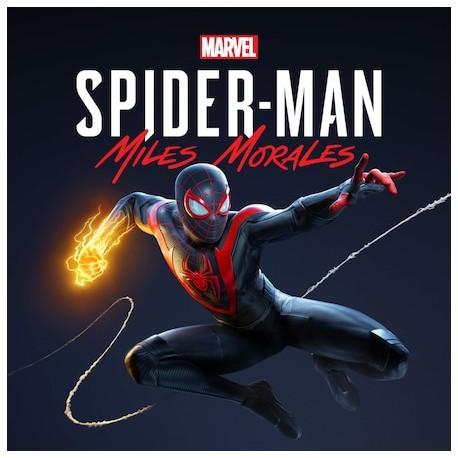 Marvel's Spider-Man: Miles Morales - PS4
