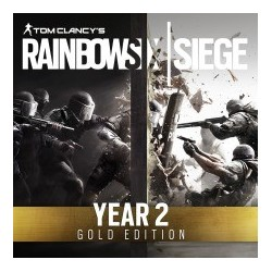 Tom Clancy's Rainbow Six Siege Year 2 Gold Edition - PS4