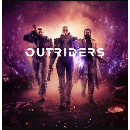 OUTRIDERS - PS4