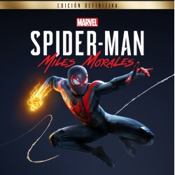 Marvel's Spider-Man: Miles Morales - PS5 (Spanish, English, Portuguese)