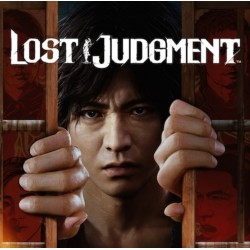 The Lost Judgement - PS4